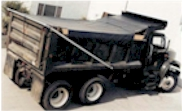 Standard Asphalt Tarps for Dump Bodies