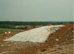 Alternative Daily Landfill Covers and Landfill Tarps