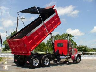how to start a dump truck business in north carolina